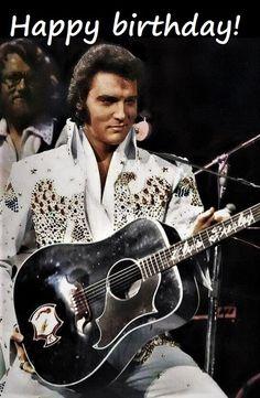 Elvis Singing Happy Birthday Youtube