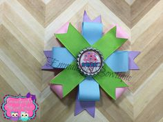 A personal favorite from my Etsy shop https://www.etsy.com/listing/287073615/sweet-saying-hair-bow-simple-hair-bow