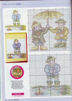 Gallery.ru / Фото #19 - Cross Stitch Card Shop 47 - WhiteAngel