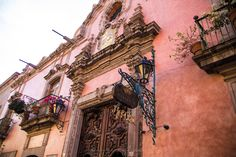 Hotel Casa de la Marquesa English Review Queretaro Mexico Luxury Hotels of the World Travel Articles, Travel Photos, Travel Advice, Resorts, Honeymoon Vacations, Visit Mexico, The Beautiful Country, Exterior, Beautiful Hotels
