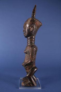 African Art Ndengese Statue Artmorello C994S004 D