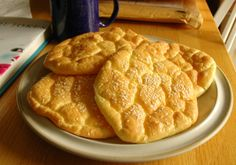 """Oopsies cream cheese no flour low carb """"buns"""" like Suzanne Somers pizza crust"""