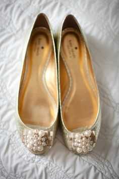 Pearls on flats