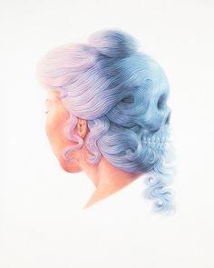 Toronto-based artist, Winnie Truong