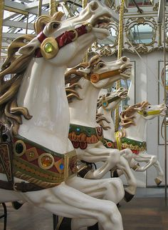 i love carousels.  i feel drawn to them.