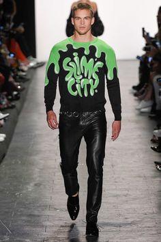 Jeremy Scott Spring 2017 Ready-to-Wear Fashion Show
