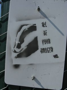 badger sign