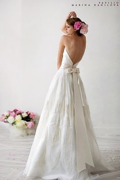 #wedding #gown by Papilio Marina Danilova
