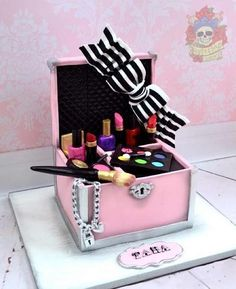 Cake Wrecks - Home - Sunday Sweets For Makeup Lovers