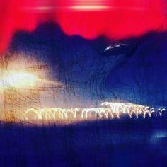 Light on highway