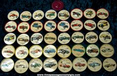 Jello collector coins Those Were The Days, Jello, Childhood Memories, Coins, Personalized Items, Gelatin, Rooms, Jelly Beans