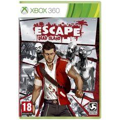Brand New, Sealed Escape Dead Island Game Microsoft Xbox 360 (2014) Deep Silver #xbox360 #microsoft #gaming #videogames #xbox #games #deepsilver #escape #dead #island #fps #adventure