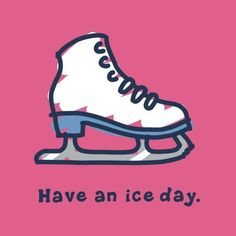 Have an ice day! ❄️