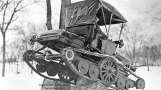 "1918, Henry Ford's modified Model T, the ""Universal Car.""  OMG I WANT ONE."