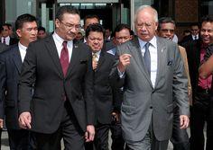 Siga los detalles del viaje a El Cairo del Primer Ministro de Malasia