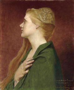 "Jules Joseph Lefebvre, ""Lady Godiva"""