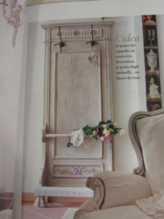 A proposito di vecchie porte.. | A Casa di Ro