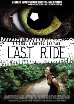 Last Ride Feature Film DVD Cover
