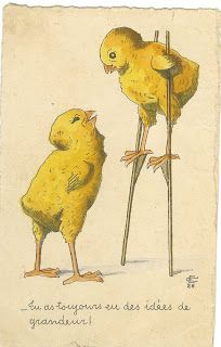 easter_chicks_vintage_postcard.jpg (204×320)