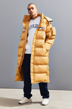 Puma X Ader Error Down Puffer Jacket | Urban Outfitters