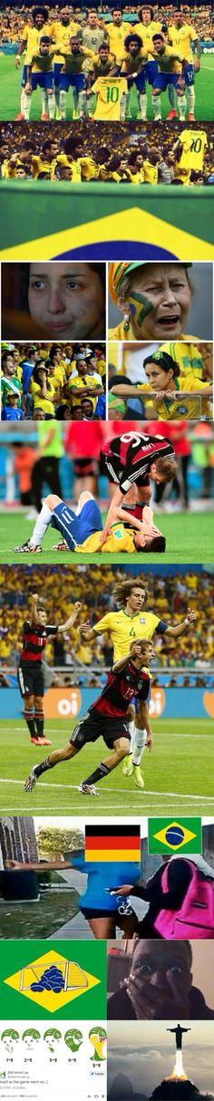 World Cup Brazil July 2014