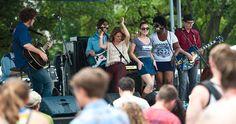 Emily Bell - Houston, TX Free Press Summer Fest 2013 / taken by GerhardEric