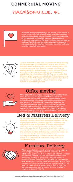 Affordable Moving Company offers commercial moving services including office moving, furniture delivery as well as bed & mattress delivery. Affordable Garage Doors, Office Moving, Moving Services, Commercial