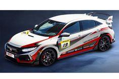 Honda Civic Car, Honda Civic Hatchback, Honda Cars, Racing Car Design, Offroader, Honda Civic Type R, New Honda, Top Cars, Car Wrap