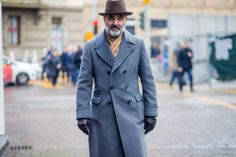 Street Style: January 09 - 93. Pitti Uomo Photos and Images | Getty Images