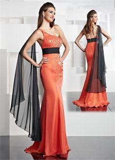 Picture for category One-shoulder beaded black sash orange Prom Dresses 2012 Long Occasion Dresses, Long Prom Dresses Uk, Prom Dress 2013, Elegant Prom Dresses, Prom Dresses Online, Cheap Prom Dresses, Homecoming Dresses, Strapless Dress Formal, Formal Dresses