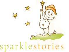 Sparkle Stories...audio stories for children! Great for long car rides, quiet afternoons, or an alternative to TV!