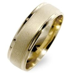 18k Gold Plated Eternity Ring with Metal Accents Polished into a Lustrous Goldtone Finish