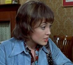 Paula Wilcox (Chrissy) Man about the House ~ 1974