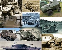 Top 10 Strangest Armored Cars of WWII