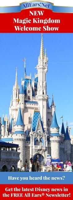 Get the latest Walt Disney World news from the All Ears Newsletter | AllEars.Net | AllEars.net