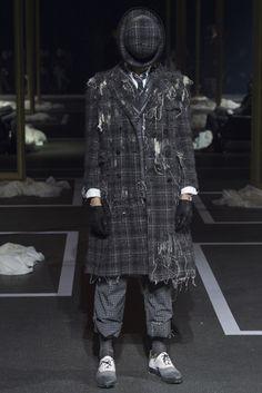 パリ:トム ブラウン ニューヨーク──2016-17秋冬メンズコレクション|メンズコレクション(ファッションショー)|GQ JAPAN