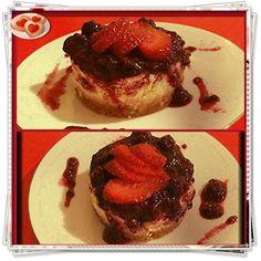 Cheesecake zero açúcar by www.mimosedeliciasdacris.blogspot.com www.facebook.com/mimosdacris