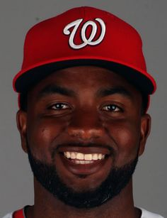 Denard Span played a Gold Glove centerfield for the Washington Nationals in 2014. I hope he'll be with the team for a long time.