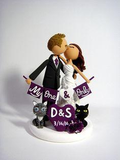 Hey, I found this really awesome Etsy listing at https://www.etsy.com/listing/159047501/romantic-customized-wedding-cake-topper
