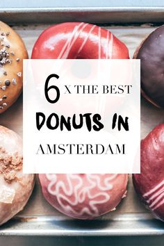 "Craving donuts? Go to http://www.yourlittleblackbook.me/donuts-in-amsterdam/ for a list with 6 x the best donuts in Amsterdam for all your sweet cravings! Planning a trip to Amsterdam? Check http://www.yourlittleblackbook.me/ & download ""The Amsterdam City Guide app"" for Android & iOs with over 550 hotspots: https://itunes.apple.com/us/app/amsterdam-cityguide-yourlbb/id1066913884?mt=8 or https://play.google.com/store/apps/details?id=com.app.r3914JB"