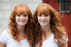 When you see other redheads, you immediately feel an unmistakable solidarity with them.