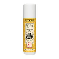 Burt's Bees Baby Bee Sunscreen Stick | One of EWG's top safest sunscreens for kids and babies