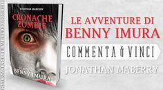 """Reading is Believing ♥: Commenta & Vinci """"Le avventure di Benny Imura"""" di ..."""