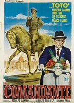 Il comandante (1964) - Paolo Heusch. (Italia).