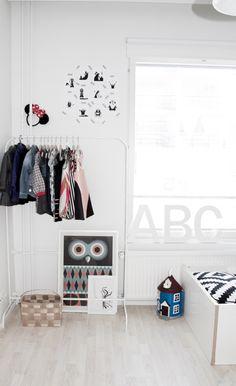 Clothes rack?