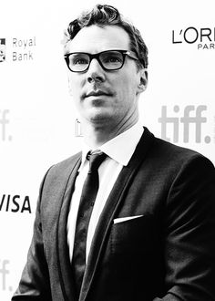 """"""" Benedict Cumberbatch attends the The Imitation Game premiere call during the 2014 Toronto International Film Festival on September 9, 2014 (x) """""""