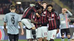 Balotelli sikrer Milan en 1-0 sejr mod Alessandria!