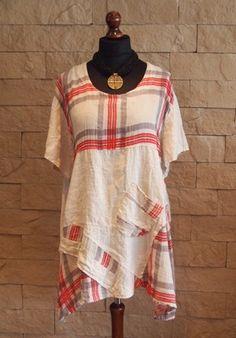sarah santos clothing | SARAH SANTOS Lagenlook Tunic