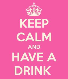 And that's what I'm doing with my hubby tonight, it doesn't hurt anyone to have a drink, atleast I'm at home with my babies and not at a bar :) doesn't make me no less of a mom to have a much needed drink at home with my hubby, I know millions of moms that drink after having a baby and they r still great moms just like me :)