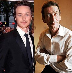 James McAvoy and his family feud - father arrested